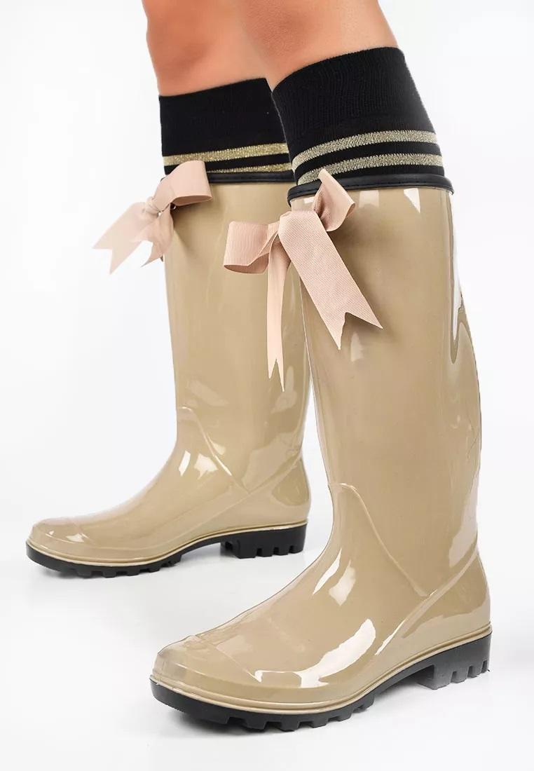 cizme de ploaie din cauciuc
