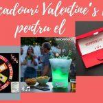 Idei de cadouri Valentine's Day pentru el