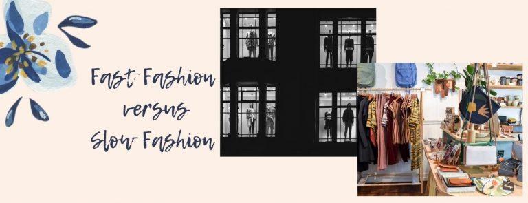 Fast Fashion si Slow Fashion