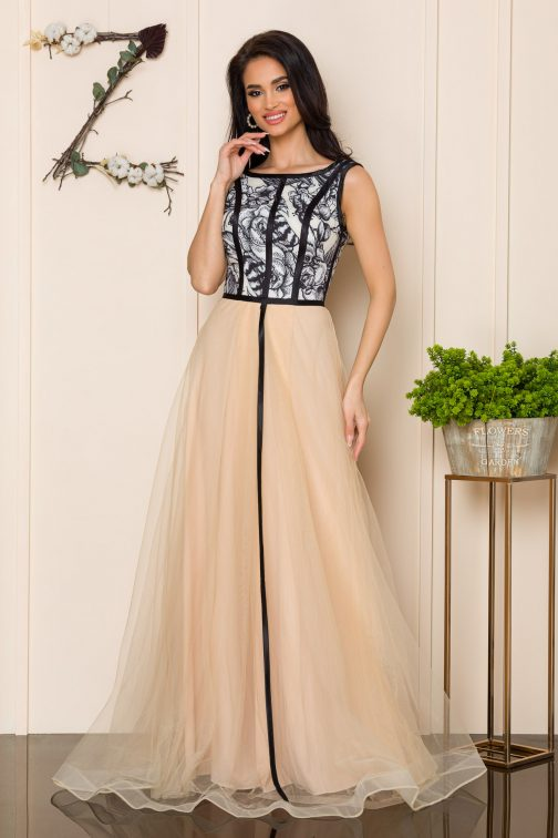 Rochie Melodious Nude